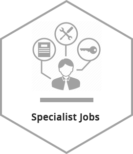 SPECIALIST JOBS ICON (GREY)